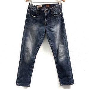 Anthro Pilcro & the Letterpress Hyphen Jeans sz 30